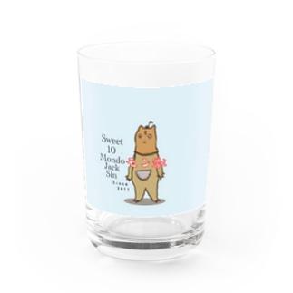 Sweet 10 MondoJackSin -モン獣- Water Glass
