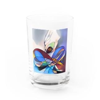 種子(たね) Water Glass
