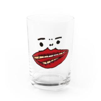 Hahahaha! Water Glass