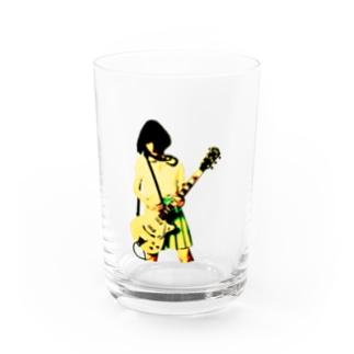 ギターガール006 Water Glass