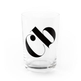 Cb Water Glass