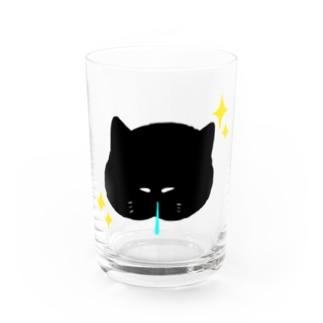 baby to cat_05 Water Glass