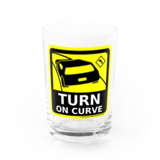 TURN ON CURVE Water Glass