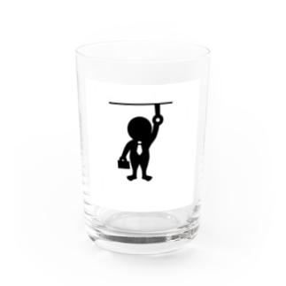 行ってきます Water Glass