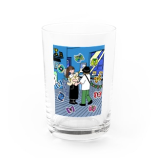 トリミングリボン Water Glass