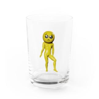 かわいいPIEN Water Glass