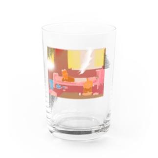 西日の部屋 Water Glass