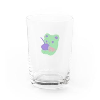 Jelly bear Water Glass