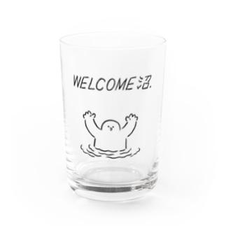 WELCOME沼 Water Glass