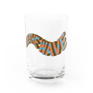 ライドザウェーブ ヴィンテージ風 Water Glass