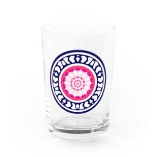 一筒 ver.DARTS Water Glass