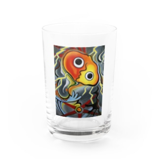 Fusion Water Glass