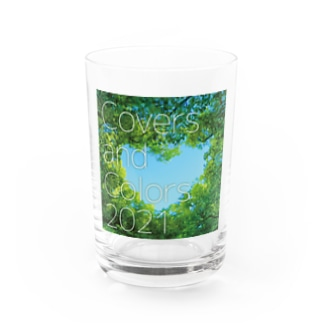 Covers & Colors 2021 ジャケット(シンプル) Water Glass