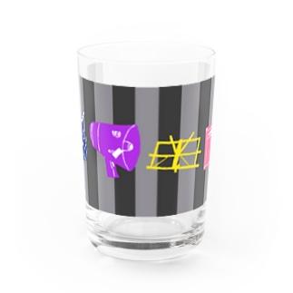 ROCK HEAD Water Glass