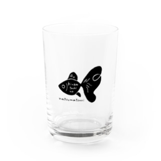 KURO-KINGYO Water Glass