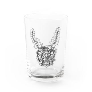 turu_usagi Water Glass