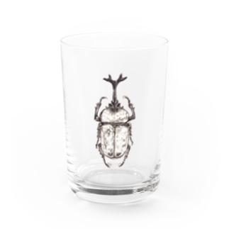 beetle Water Glass
