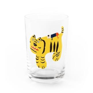 Yusuke このり虎 Water Glass