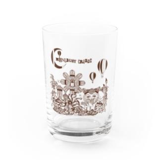 ムーンライトクルーズ Water Glass