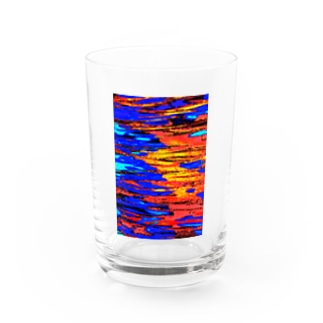 Look Up Water Glass
