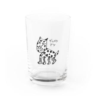 ダルメシ アン Water Glass