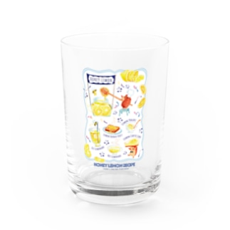 HONEY LEMON Water Glass