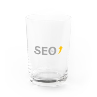 SEOグッズ Water Glass
