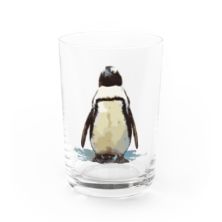 アマヤドのpenguin Water Glass