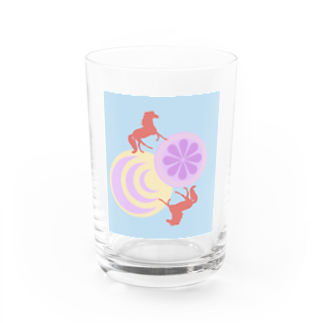 aiko_Blessing_のMoon&SUN Water Glass