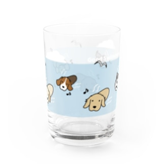 good swimmers Water Glass