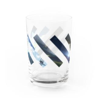八列風景 Water Glass