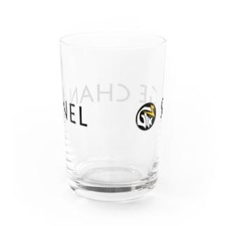 シゲチャンネルテキスト(B) Water Glass
