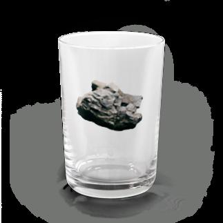 Yusuke Saitohの岩 Water Glass前面
