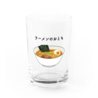 ラーメンのおとも Water Glass