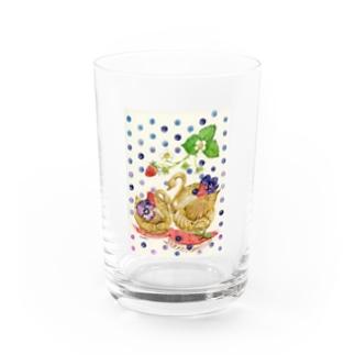 スワンシュー グラス Water Glass