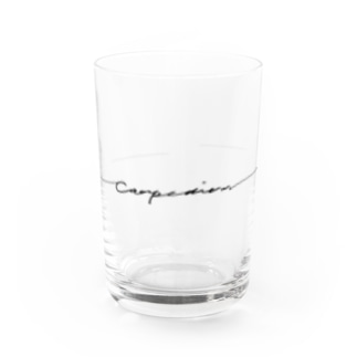 Carpediem Water Glass