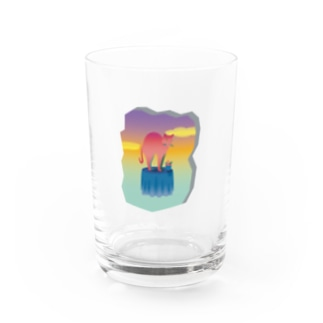 table cat Water Glass