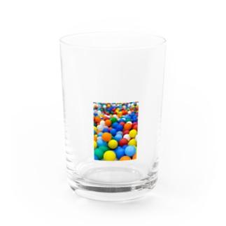 カラーボール Water Glass