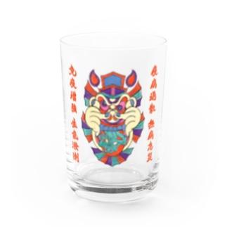 鍾馗 Water Glass