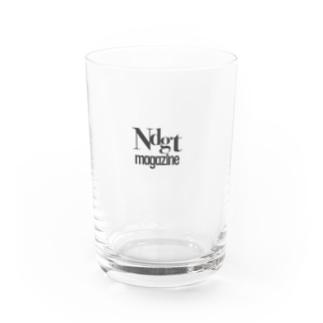 Ndgt magazine glass Water Glass