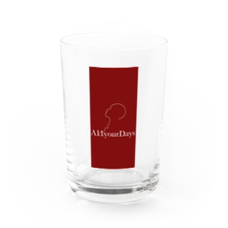A11yourDays グラス Water Glass