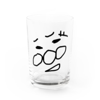 えびたまグッズ Water Glass