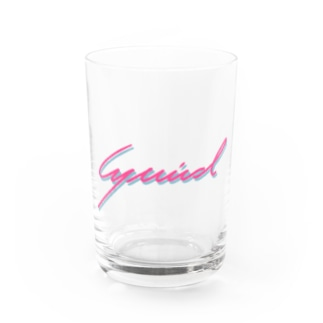 Cynical Glass Water Glass