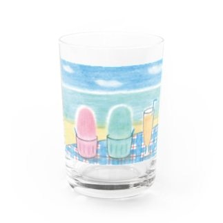 Y・S 「かき氷」 Water Glass