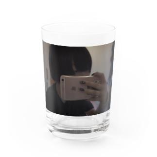 ふゆの Water Glass