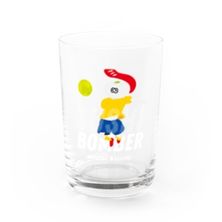 スシボンバー Water Glass