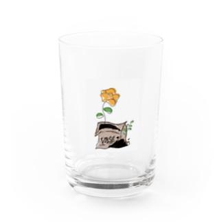 Vaseオリジナルグッズ第1弾 Water Glass