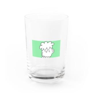 さわやかビールくん Water Glass