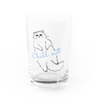 Chill out Water Glass