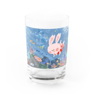Under The Sea! グラス【Cherrymimmy】 Water Glass